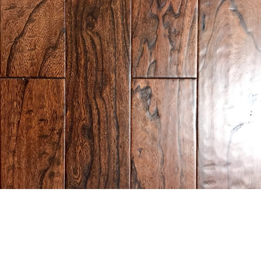 Chinese Elm Character Grade 2mm Wear Layer Engineered Prefinished Flooring