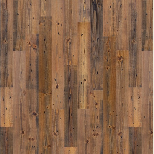 Heart Pine Mill Run Prefinished Flooring