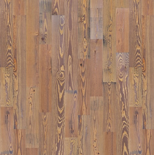 Southern Yellow Pine Chestnut Prefinished Handscraped Mill