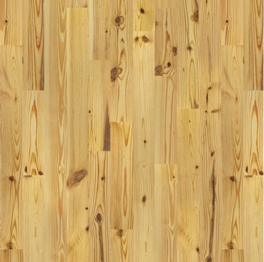 Southern Yellow Pine Natural Prefinished Brushed Mill Run 6517