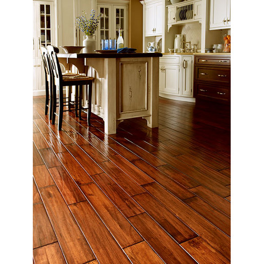Manchurian Walnut Hardwood Flooring Prefinished