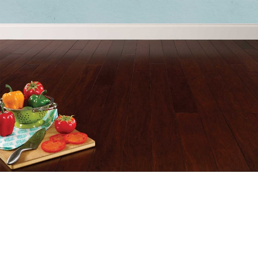 Poplar FSC Certified / Recycled Solid Strand Prefinished Flooring