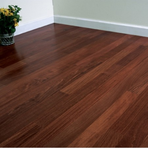 Santos Mahogany Select 3mm Wear Layer Engineered Prefinished Flooring