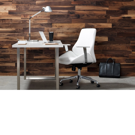 Walnut Rustic Prefinished Wall Panels