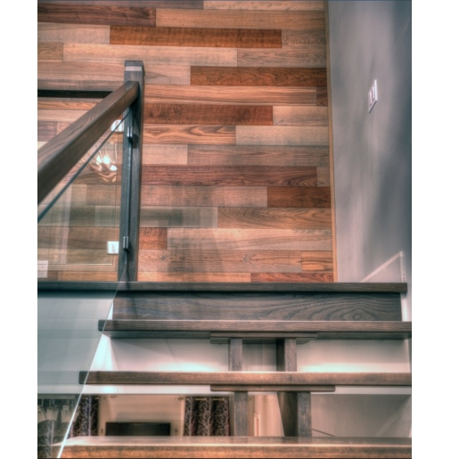 Mixed species friendlywall urban echo 6 4 x for Prefinished wood panels