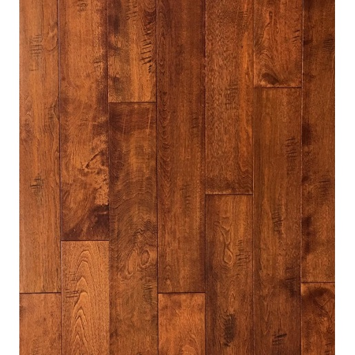 Birch Rustic Prefinished Flooring