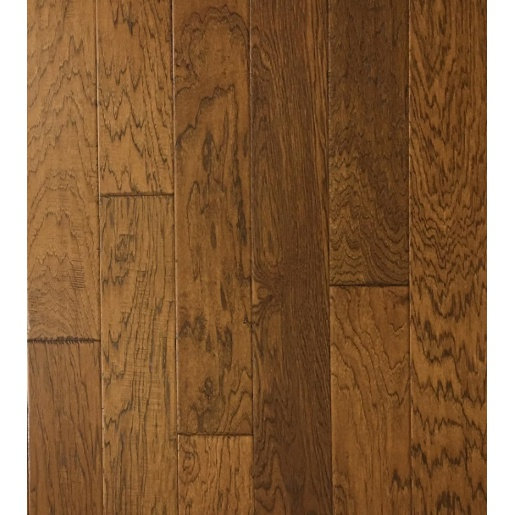Hickory Character Grade 1.5mm Wear Layer Engineered Prefinished Flooring