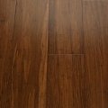 Strand Bamboo - Caribbean Carbonized CLIC Engineered Prefinished Flooring