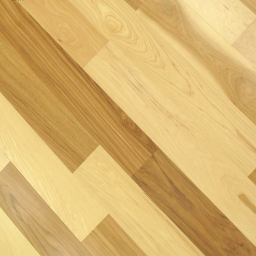 Hickory forevertuff natural 1 2 x 4 3 4 x 11 48 for Engineered wood floor 6mm