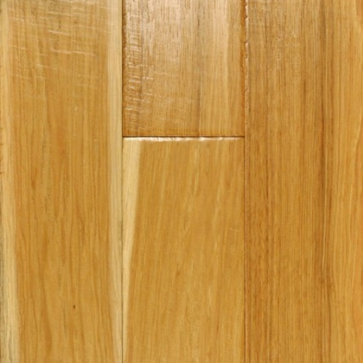Hickory Character Prefinished Flooring