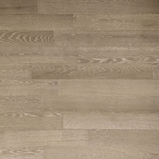 White Oak Select 0.4mm Veneer Waterproof Wood Floor w/ Sound Buffering Pad