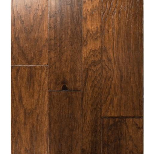 Hickory Character Grade 1.5mm Wear Layer Prefinished Flooring