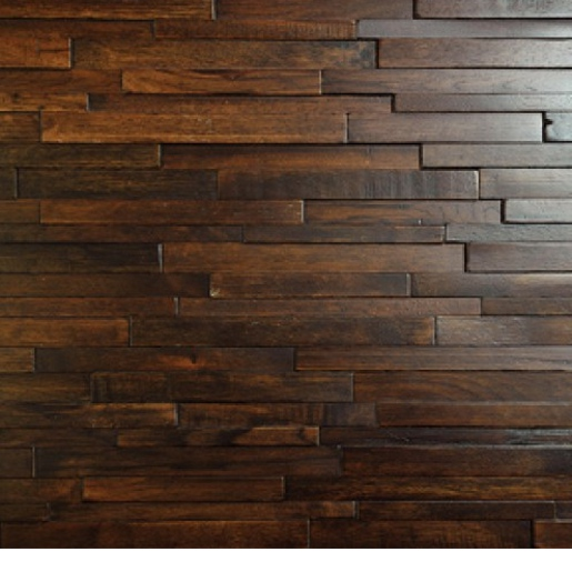 Hickory Cabin Grade Prefinished Wall Panels