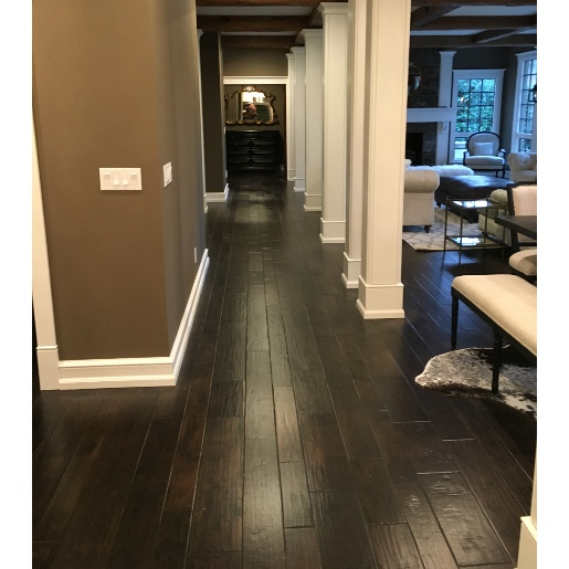 Hickory Character Grade 2mm Wear Layer Engineered Prefinished Flooring