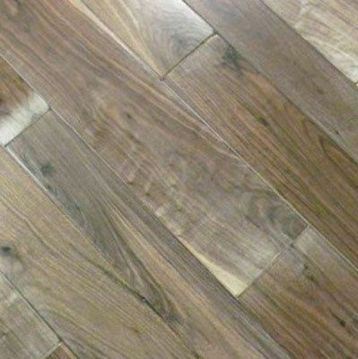 Walnut Character Grade 2mm Wear Layer Engineered Prefinished Flooring