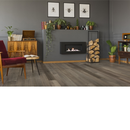 Acacia Rustic 1.5mm Wear Layer Engineered Prefinished Flooring