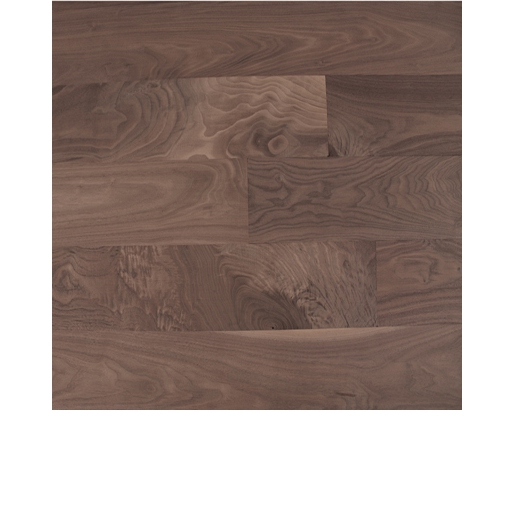 Walnut Select and Better Unfinished Flooring