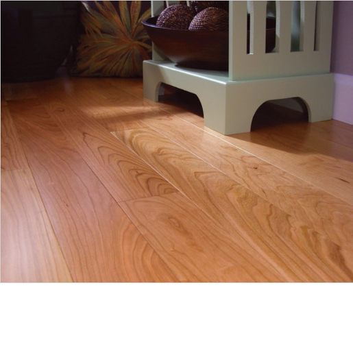 Cherry #1 and #2 Common Prefinished Flooring