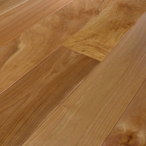 Red Birch #1 and #2 Common Prefinished Flooring