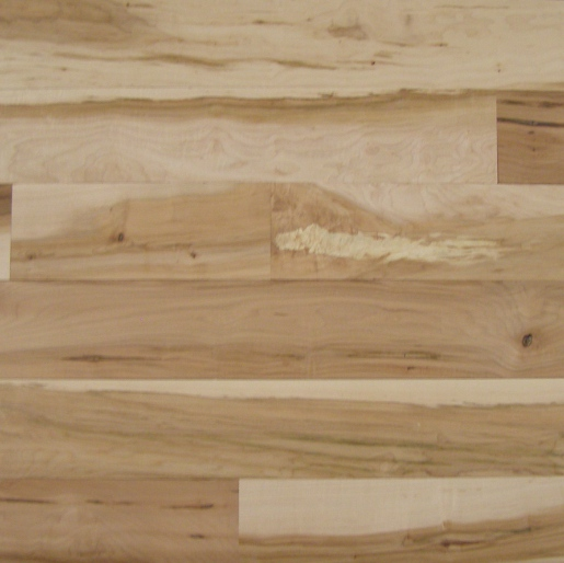 Maple Character Unfinished Flooring