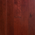 Yellow Birch Merlot Prefinished Flooring