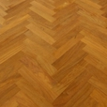 Cumaru Herringbone Unfinished Flooring