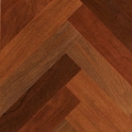 Ipe Herringbone Unfinished Flooring