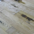 European Chestnut Reclaimed Unfinished Flooring