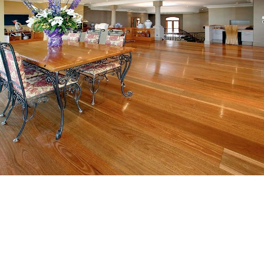 Spotted Gum Hardwood Flooring