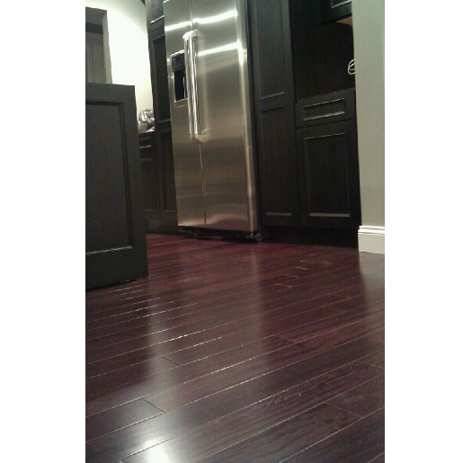 Cumaru Clear Prefinished Flooring