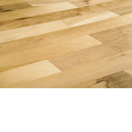 Hickory Character Grade 1.2mm Wear Layer Prefinished Flooring