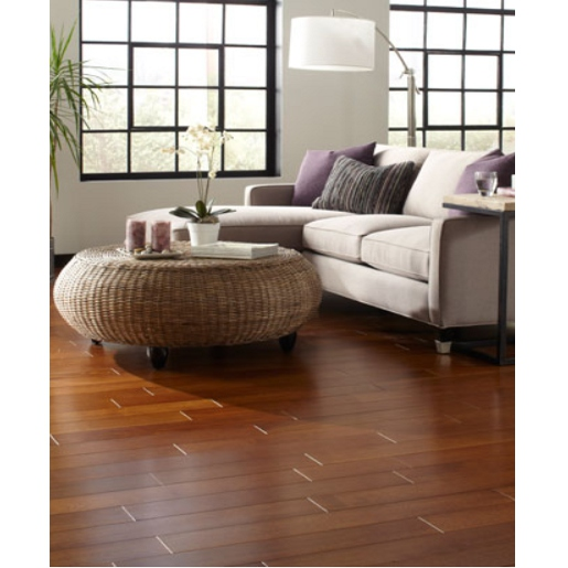 Pacific Mahogany Flooring
