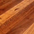 White Oak Carbonized Engineered Unfinished Flooring