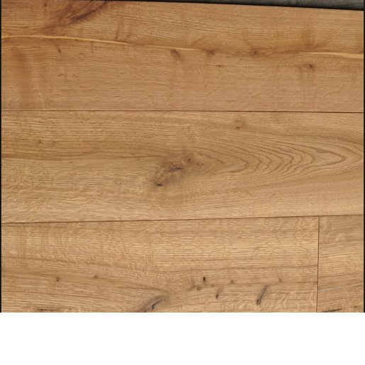 White Oak Rustic 5mm Wear Layer Engineered Unfinished Flooring