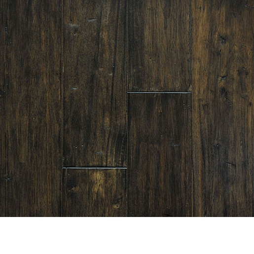 Hevea Character Grade 3.5mm Wear Layer Engineered Prefinished Flooring