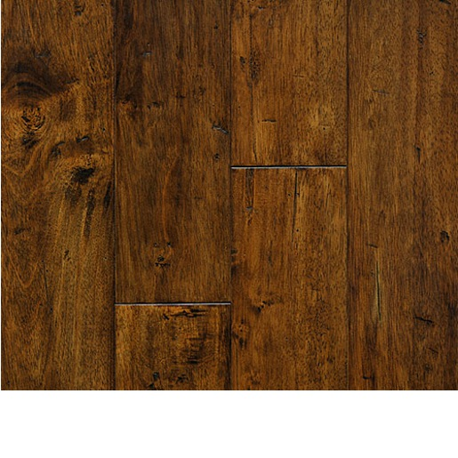 Hevea Hardwood Flooring Prefinished