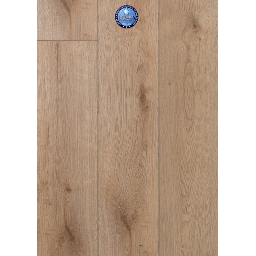 Luxury Vinyl 20 mil Surface Layer Realistic Wood Texture SPC Floating Floor with Attached Pad