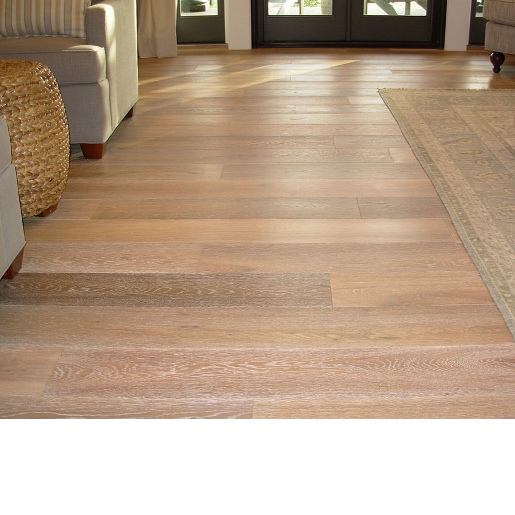 White Oak Character Grade 2mm Wear Layer Engineered Prefinished Flooring