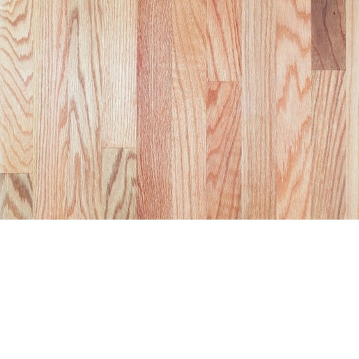 Red Oak Select and Better 5mm Wear Layer Engineered Unfinished Flooring
