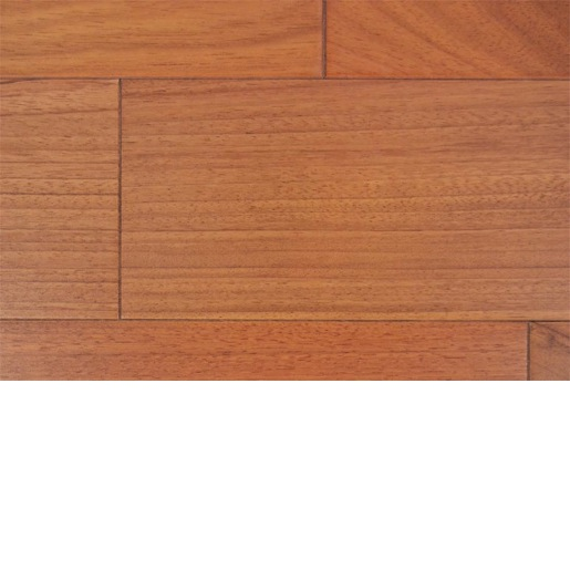 Afzelia / Doussie Clear Prefinished Flooring