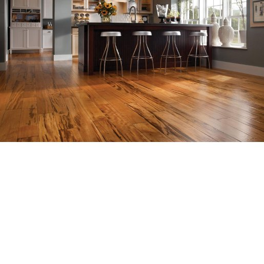 Tigerwood hardwood flooring prefinished engineered for Prefinished flooring