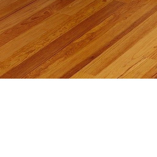 Caribbean Heart Pine Clear Unfinished Flooring