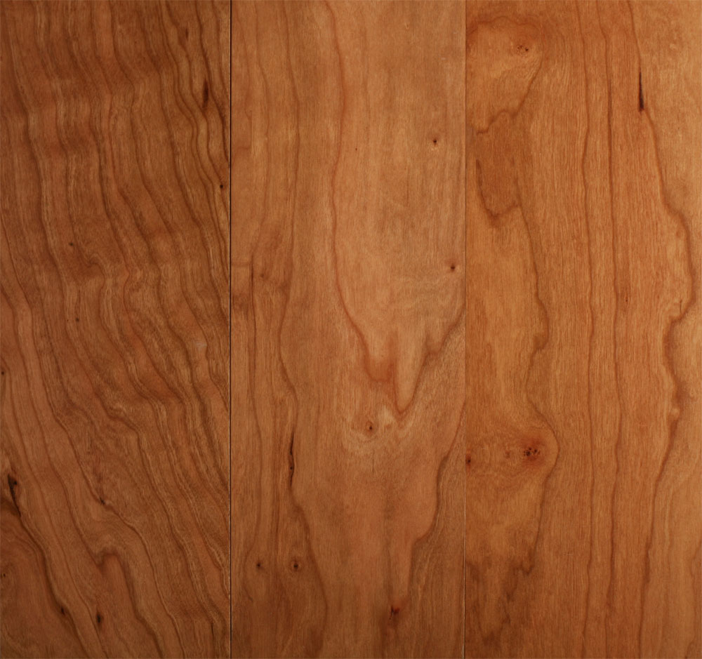 Cherry hardwood flooring prefinished engineered cherry for Cherry laminate flooring