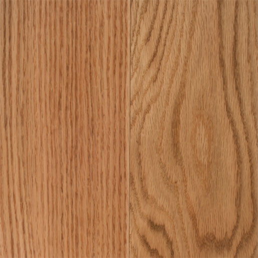 Red oak hardwood flooring prefinished engineered