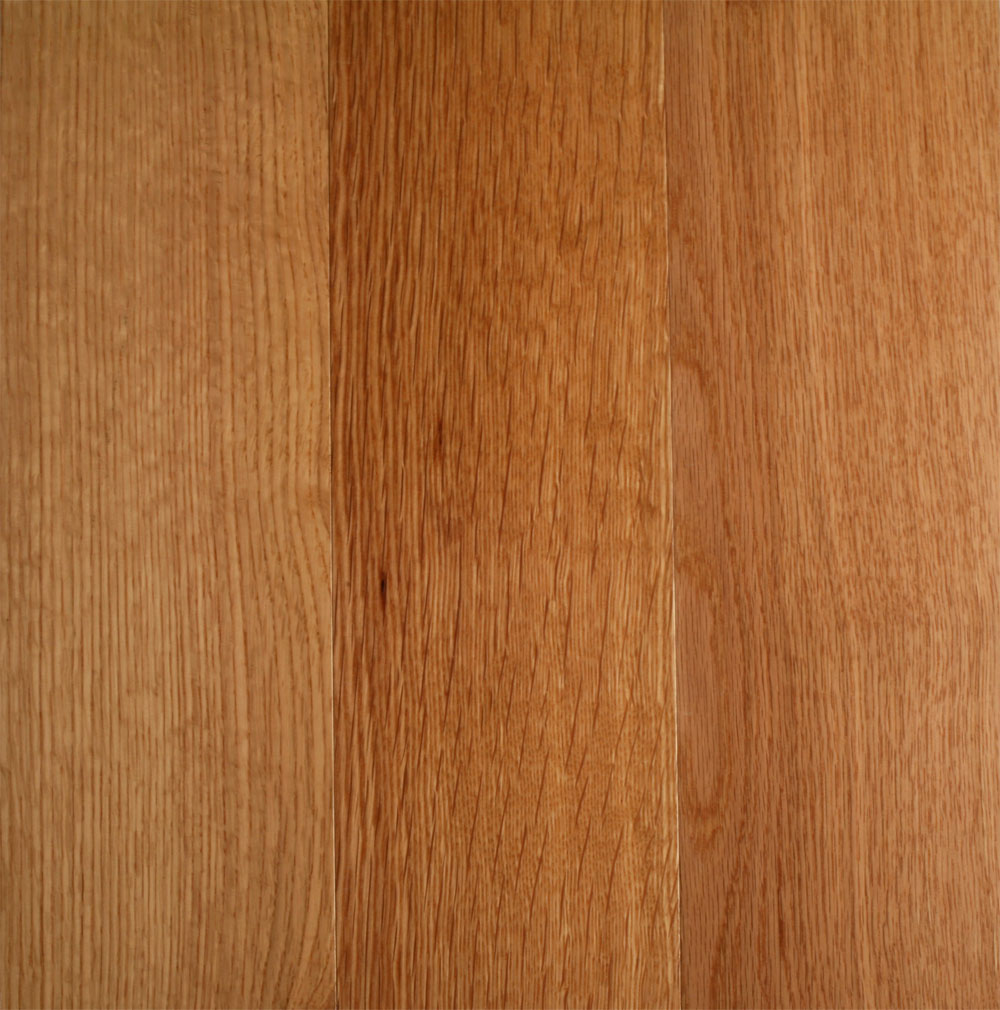 White oak hardwood flooring prefinished engineered