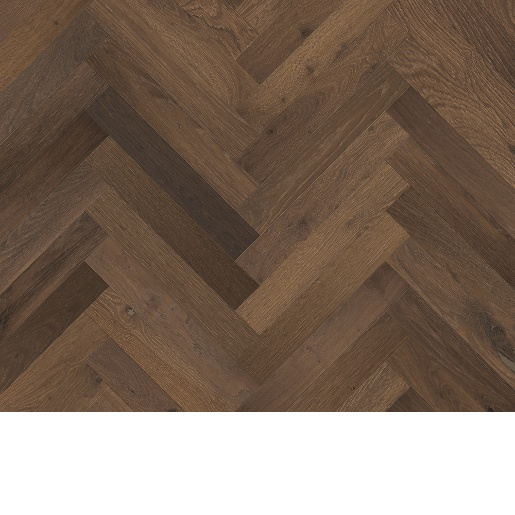 White Oak Character Grade 3mm Wear Layer Engineered Prefinished Flooring