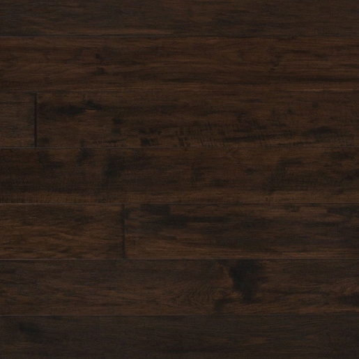 Hickory Rustic 1.6mm Wear Layer Prefinished Flooring