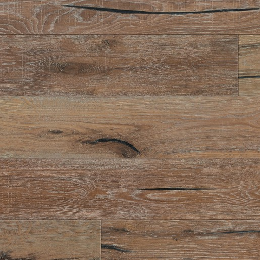 White Oak Rustic 2mm Wear Layer Engineered Prefinished Flooring