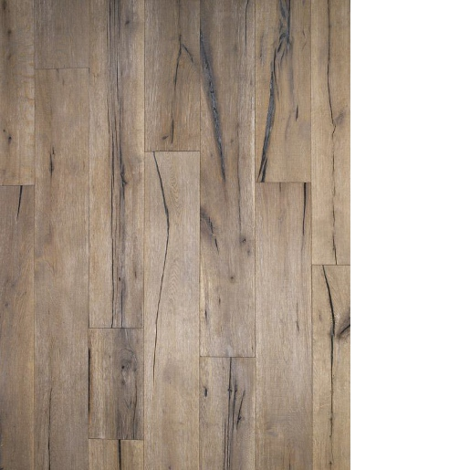 Save White Oak Rustic 4mm Wear Layer Engineered Prefinished Flooring