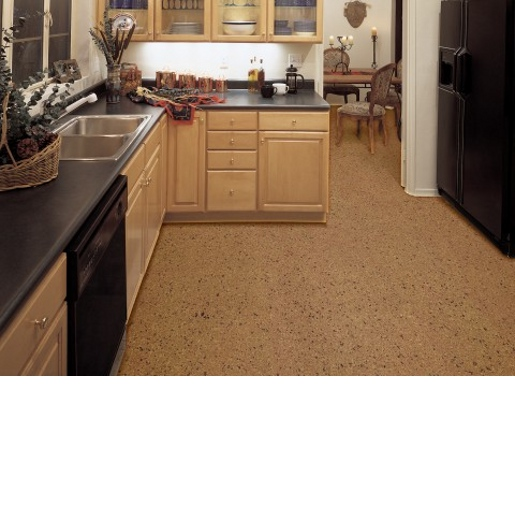 Cork   Engineered Prefinished Flooring